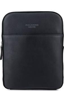 Маленькая кожаная сумка через плечо Piquadro