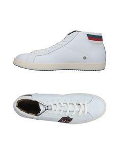 Высокие кеды и кроссовки Avirex