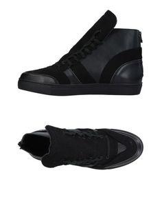 Высокие кеды и кроссовки Yohji Yamamoto Pour Homme