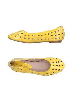 Балетки Mellow Yellow