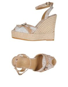 Сандалии Espadrilles AND Collection PrivĒe?