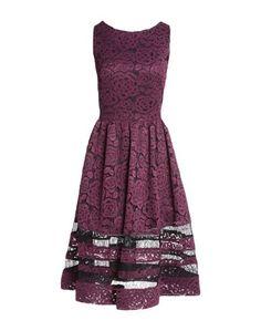 Платье до колена Alice + Olivia