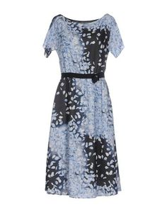 Платье до колена Giulia Valli