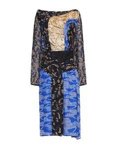 Платье до колена Michael VAN DER HAM