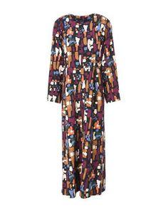 Длинное платье Zero + Maria Cornejo