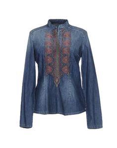 Джинсовая рубашка Sonia DE Nisco