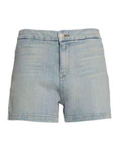 Джинсовые шорты J Brand