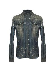 Джинсовая рубашка Yes London