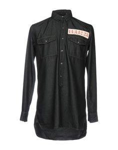 Джинсовая рубашка Miharayasuhiro