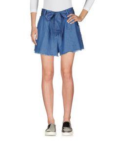 Джинсовые шорты Kendall + Kylie