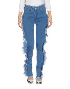 Джинсовые брюки Dont CRY