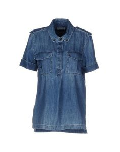 Джинсовая рубашка Equipment Femme