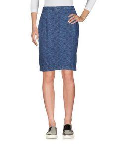 Джинсовая юбка Shaft