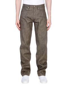 Джинсовые брюки Dries Van Noten