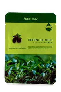 "Маска для лица ""Зеленый чай"" FARMSTAY"