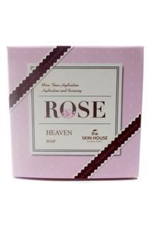 Мыло с экстрактом розы, 90 г The Skin House