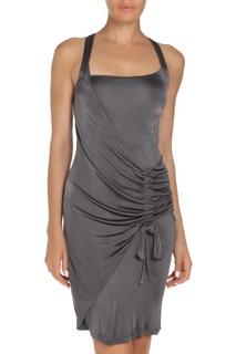 Полуприлегающее платье на тонких бретельках GF FERRE