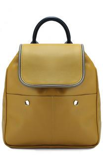 Кожаный рюкзак с заклепками Marni