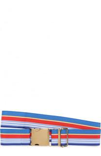 Эластичный пояс в полоску Stella Jean
