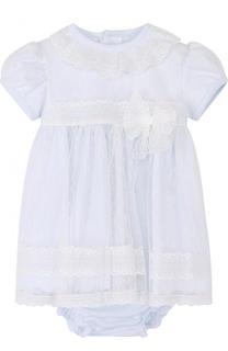 Хлопковый комплект из платья и трусов Aletta