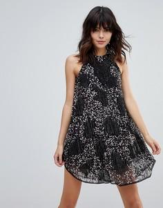 Платье Raga - Черный