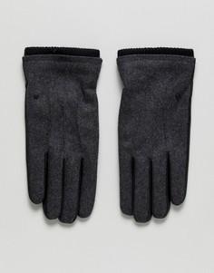 Перчатки Selected Homme Simon - Серый