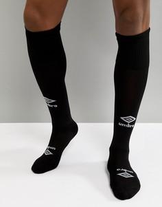 Футбольные носки Umbro - Черный
