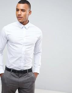 Строгая рубашка узкого кроя Celio - Белый