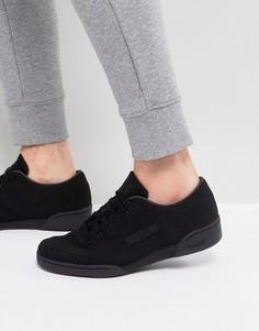 Черные кроссовки Reebok Clean ULTK BS9109 - Черный