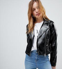 Куртка Miss Selfridge Petite - Черный