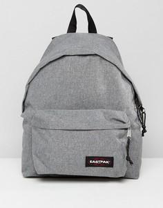 Серый рюкзак объемом 24 л Eastpak Padded PakR - Черный