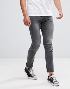 Серые джинсы скинни Tom Tailor - Серый