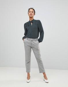 Строгие брюки See U Soon - Серый