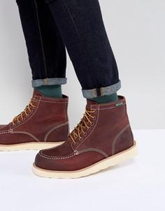 Кожаные ботинки Eastland Lumber Up - Красный