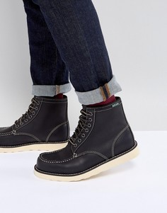 Черные кожаные ботинки Eastland Lumber Up - Черный