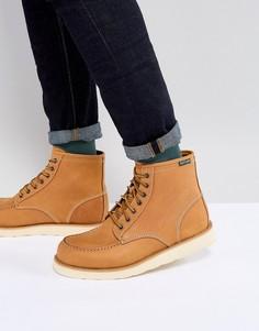 Ботинки из нубука Eastland Lumber Up - Бежевый
