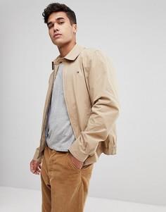 Бежевая куртка Харрингтон с логотипом-флажком Tommy Hilfiger New Ivy - Бежевый