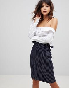 Блузка с открытыми плечами Unique 21 - Белый