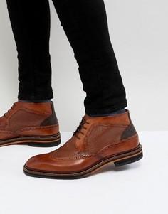 Ботинки-броги Ted Baker Cinika - Рыжий