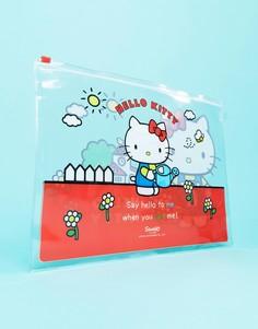 Бумажник на молнии Hello Kitty - Мульти