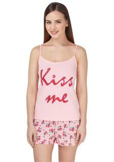 Пижама с шортами Infinity Lingerie
