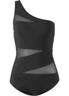 Формирующий купальник (черный) Bonprix