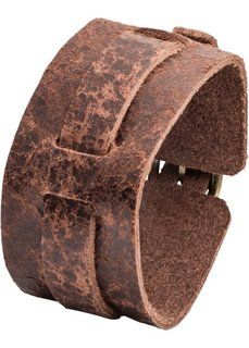 Браслет мужской (коричневый) Bonprix
