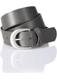 Ремень Фабьен (серый) Bonprix
