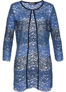 Куртка (синий/черный в полоску) Bonprix