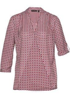 Блузка (белый с рисунком) Bonprix