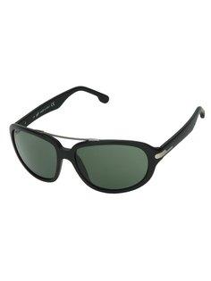 солнцезащитные очки в оправе овальной формы Web