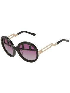 круглые солнцезащитные очки Coco And Breezy