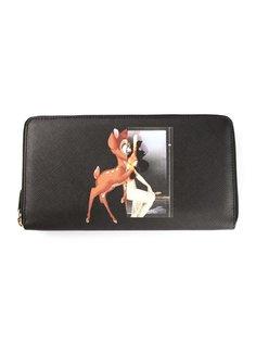 кошелек с принтом Givenchy