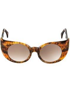 солнцезащитные очки Eye-Liner Frame  Barns